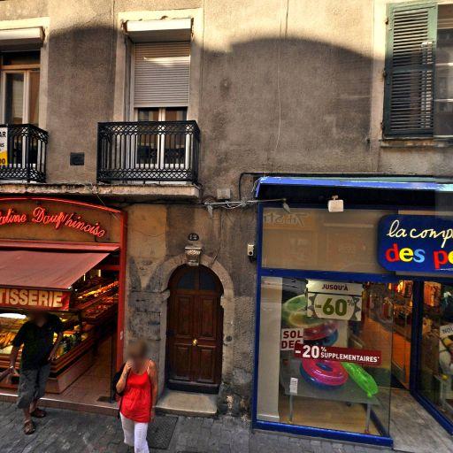 La Paline Dauphinoise - Boulangerie pâtisserie - Grenoble