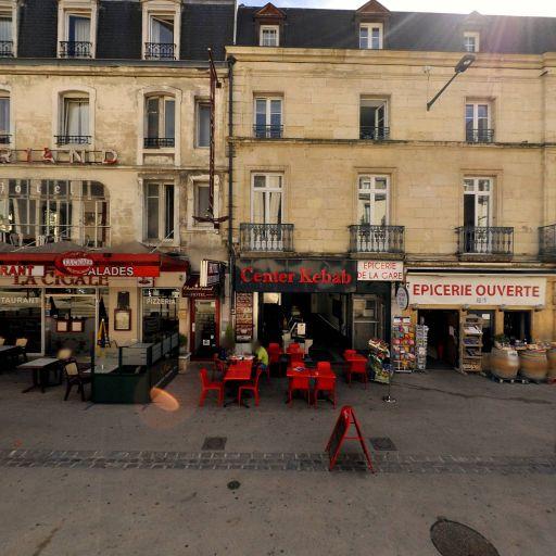 Hôtel Chateaubriand - Restaurant - Dijon