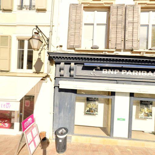 BNP Paribas - Banque - Mulhouse