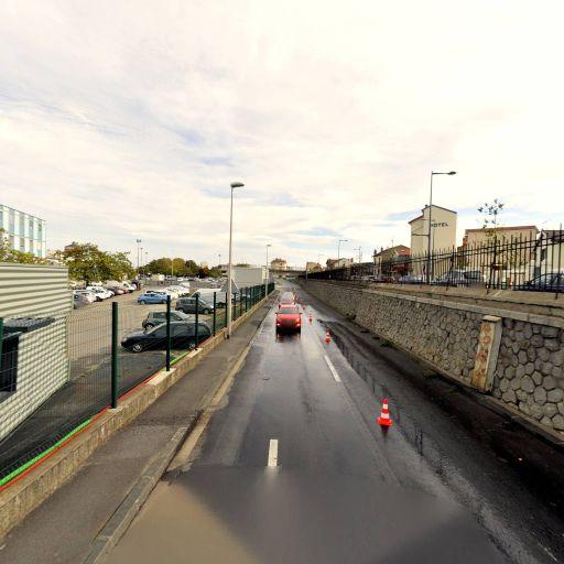 Parking Gare - Parking - Clermont-Ferrand