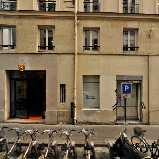 Bela Bouchara - Siège social - Paris