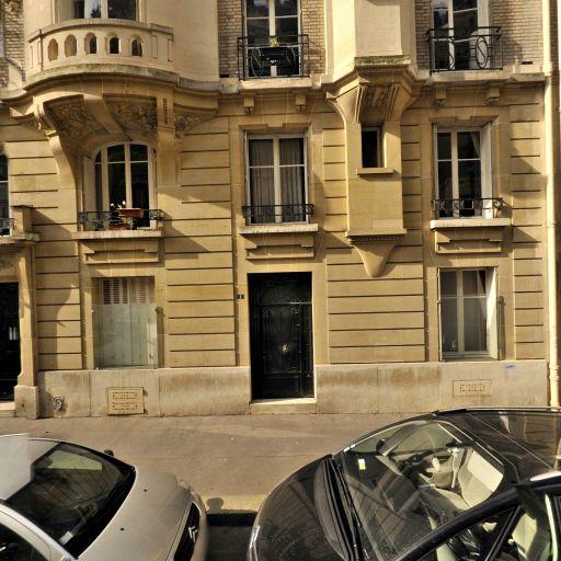Sellam Simon Israël - Ostéopathe - Paris