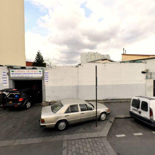 Garage De Noisy - Garage automobile - Bagnolet