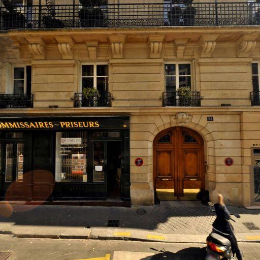 Deburaux Patrick - Commissaire-priseur judiciaire - Paris