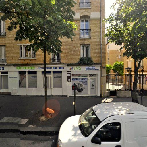 Ghama Services - Secrétariat - Paris