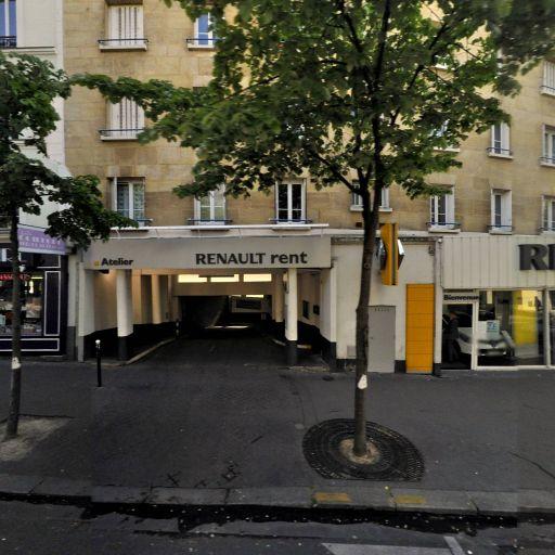 Renault Paris Championnet - Garage automobile - Paris