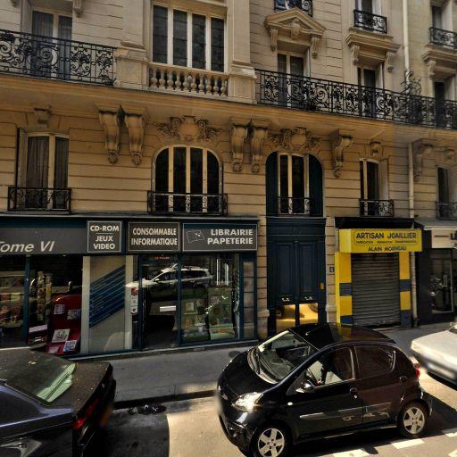 Morineau Alain - Création en joaillerie - Paris