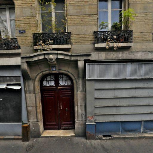 Beibro Auguste Georges - Courtier en marchandises - Paris