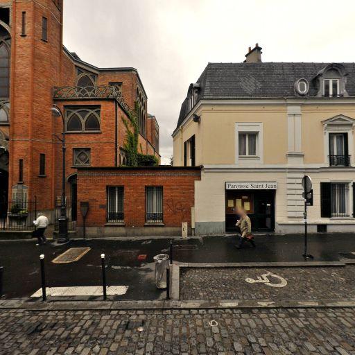 Église Saint Jean de Montmartre - Attraction touristique - Paris