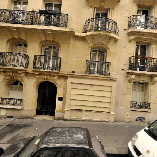 Audrey Gonon - Infirmier - Paris