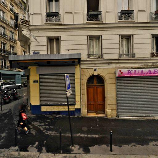 Olivier Belperron - Masseur kinésithérapeute - Paris