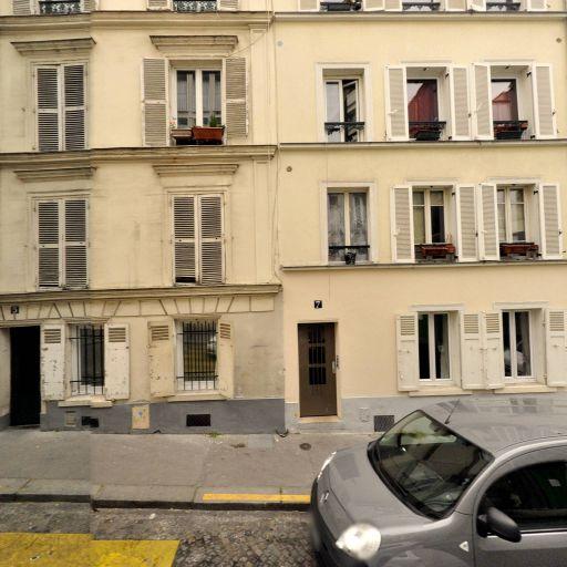 Boutheroue-Desmarais Bertrand - Courtier en marchandises - Paris