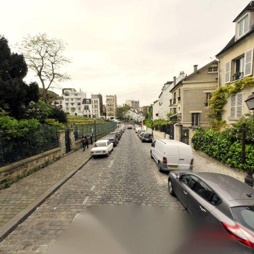 Le Jardin Sauvage Saint-vincent - Parc, jardin à visiter - Paris