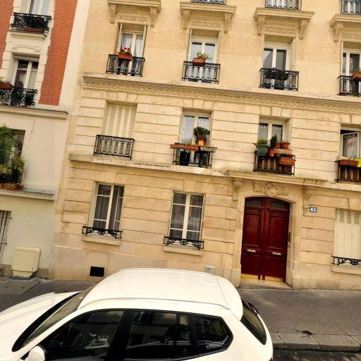 Jouffrieau Mathilde - Masseur kinésithérapeute - Paris