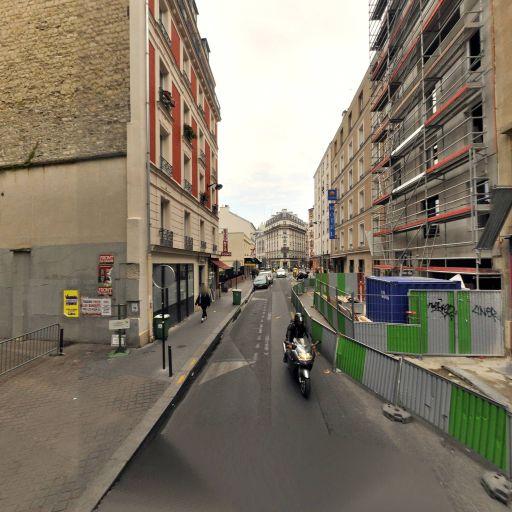 Verlet Damien - Location d'appartements - Paris