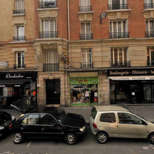 Tiégoué Koné Assistance - Fabrication de parfums et cosmétiques - Paris