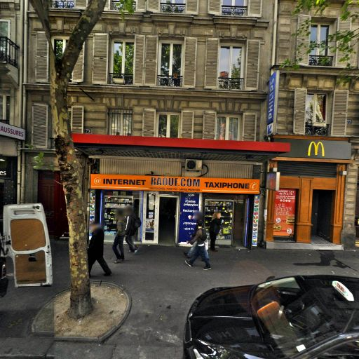 Romillon Photemail - Marbrier funéraire - Paris