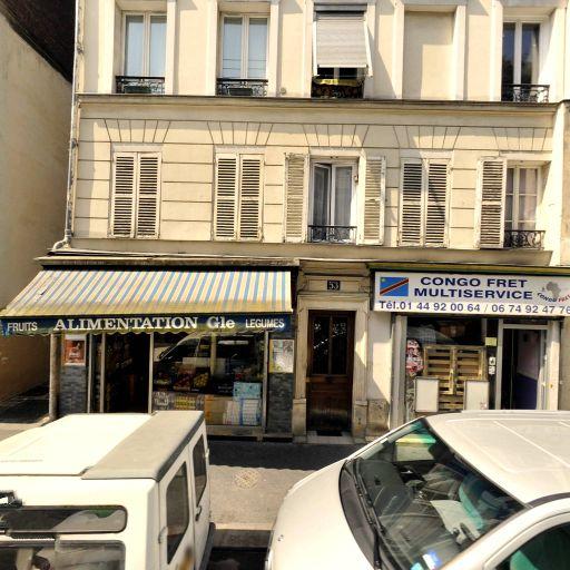 Congo Fret Multiservices - Import-export - Paris