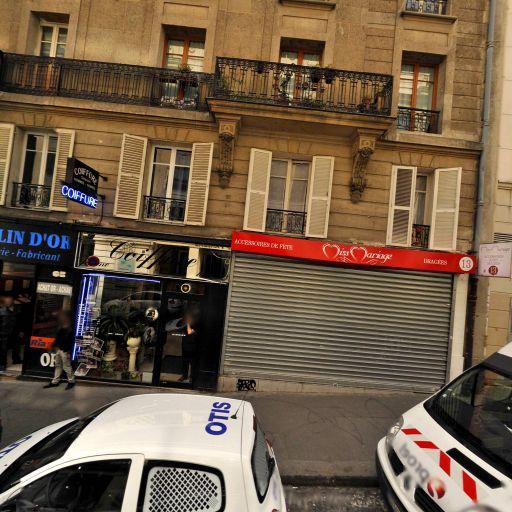 Villatte Nathalie - Fabrication de vêtements - Paris