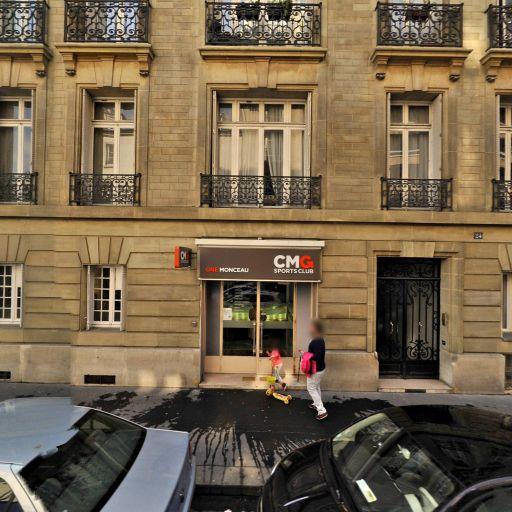 Cmg Sport Club One Monceau - Club de sport - Paris