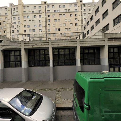 Ville De Paris SEE - Gymnase - Paris