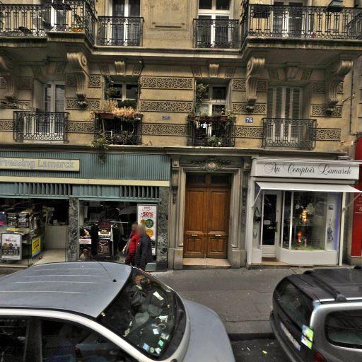 Trait D'Union - Matériel pour blanchisseries, laveries et pressings - Paris