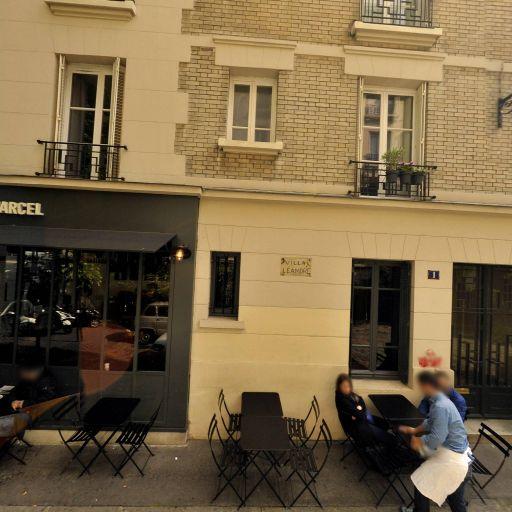 Hôtel Particulier Montmartre - Restaurant - Paris