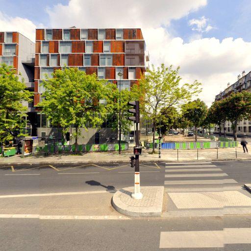 Bibliotheques Jacqueline de Romilly - Bibliothèque et médiathèque - Paris