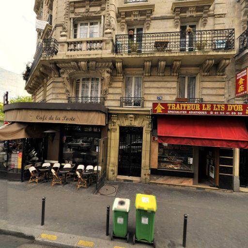 Le Cafe De La Poste - Restaurant - Paris