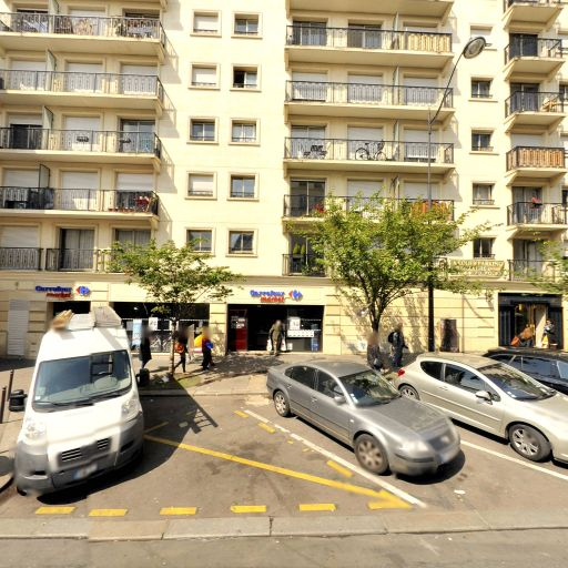 Station Vélib' Clignancourt - Sofia - Vélos en libre-service - Paris