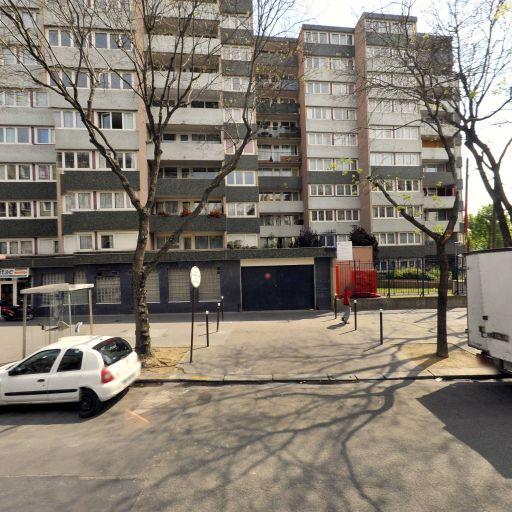 Station Vélib' Poissonniers - Championnet - Vélos en libre-service - Paris