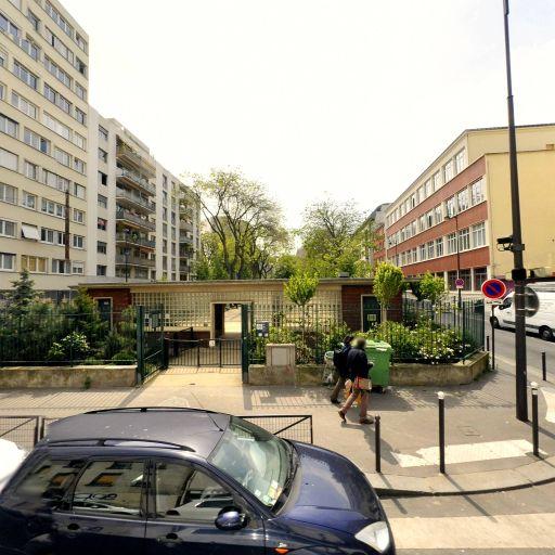 Square de la Madone - Parc, jardin à visiter - Paris