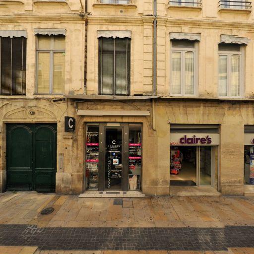Claire's France - Bijouterie fantaisie - Montpellier