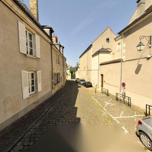 Paviot Hadrien - Coursiers - Bourges