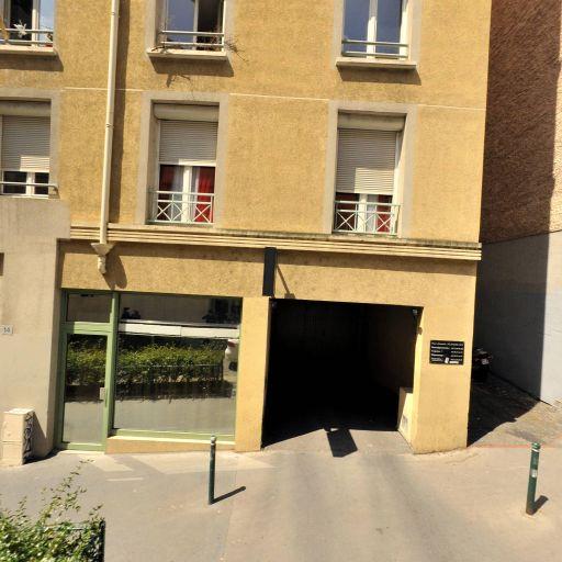 Parking Parc Flesselles - Abonnés - Parking - Lyon