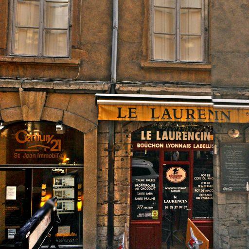 CENTURY 21 St Jean Immobilier - Agence immobilière - Lyon