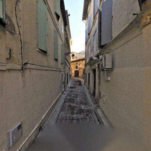 Hôtel Icard-Duquesne - Attraction touristique - Arles
