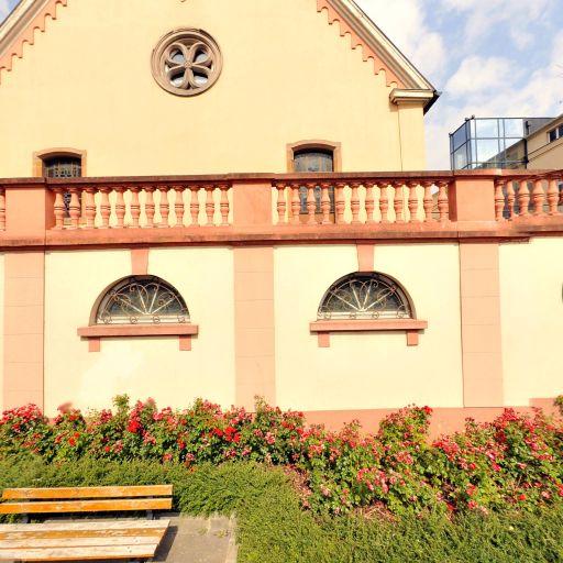 Collège privé Saint André - Enseignement pour le social et le paramédical - Colmar