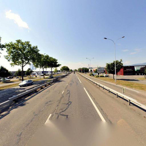 Rent A Car - Location d'automobiles de tourisme et d'utilitaires - Colmar
