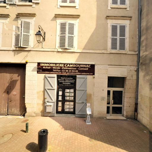 Immobiliere Cambournac - Marchand de biens - Bourges
