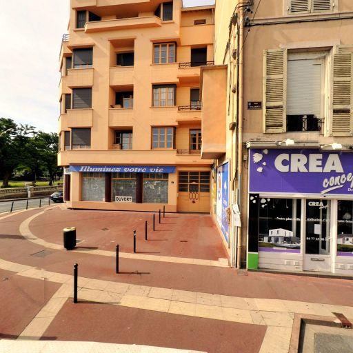 Créa Concept - Constructeur de maisons individuelles - Roanne
