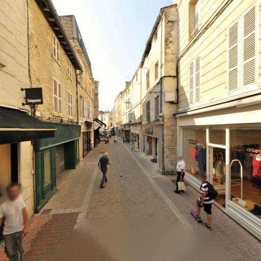 Vieille ville - Attraction touristique - Niort