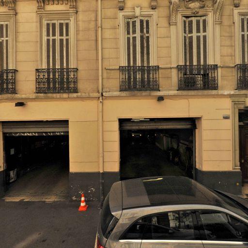 Parking Garage de l'Opéra - Parking public - Marseille