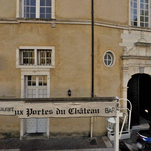 Hôtel de Peyré - Attraction touristique - Pau