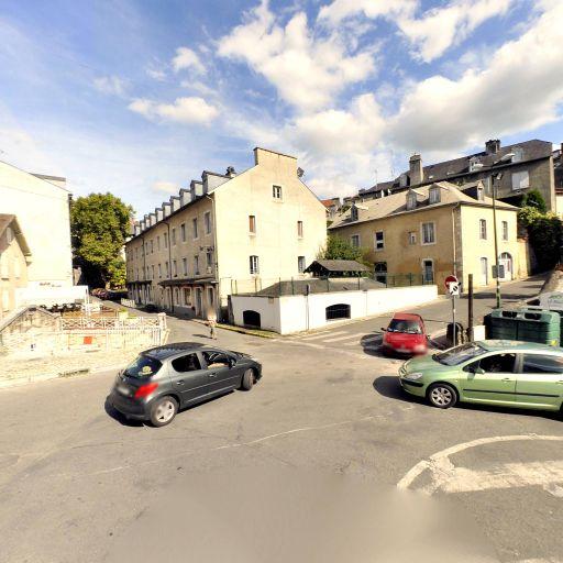 Parking René Fournet - Parking - Pau