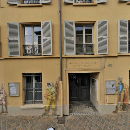 Centre Socio-Culturel Notre Dame - Infrastructure sports et loisirs - Versailles