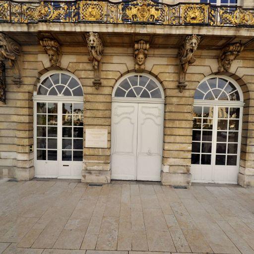 Hôtel de ville - Hôtel - Nancy