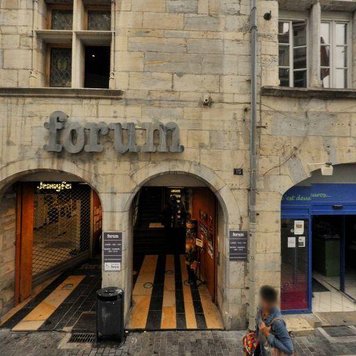 Librairie Forum - Librairie - Besançon
