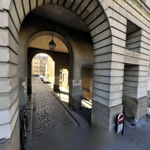 Hôtel Montaudouin - Attraction touristique - Nantes