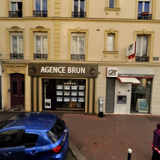 Crédit Agricole D'Ile De France - Banque - Saint-Maur-des-Fossés